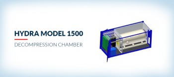 Hydra model 1500 Decompression Chamber